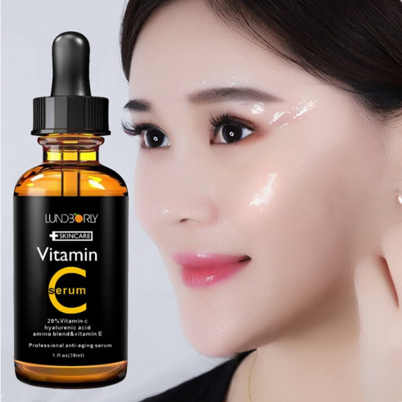 Vitamin C Serum Rose Moistening Essence Whitening Serum Green Tea Remove Acne Anti Wrinkle For Skin Care Blemish Facial Cream