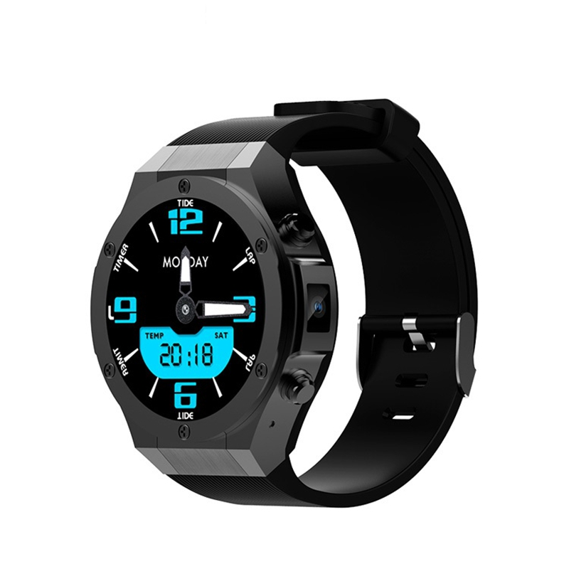3G Smartwatch Phone GPS metal watch Android 5.0 MTK6580 Quad Core 16GB 5 MP Camera Heart Rate Monitor Pedometer lordzmix jrgk kw99 3g smartwatch phone android 1 39 mtk6580 quad core heart rate monitor pedometer gps smart watch for mens pk kw88