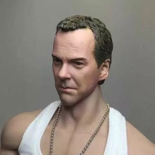 1/6 HEADPLAY Kiefer Sutherland head carving 24 Jack Bauer Head Sculpt Toy