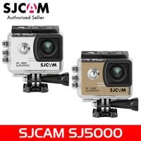 Оригинальный sj5000 SJCAM действие Камера Водонепроницаемый Камера 1080 P Full HD Новатэк 96655 Камера Подводные Спорт DV мульти цветные