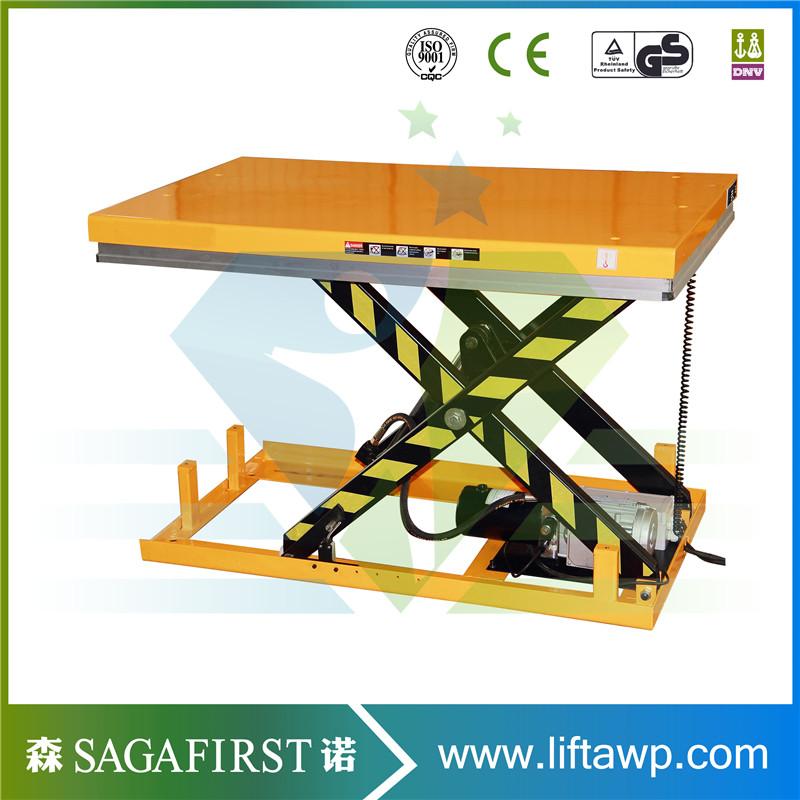 Europe Standard Hydraulic Scissor Lift