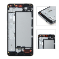 New Middle Frame Replacement for Nokia lumia 630 640 640XL 550 540 535 Middle housing with side button repair part