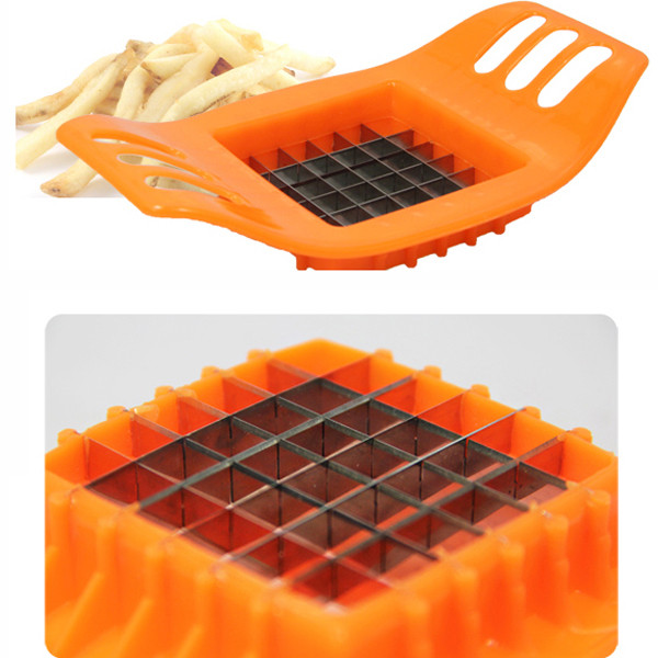 AYHF-Color Random Potatoes Cutter Cut into Strips French Fries Tools Kitchen Gad