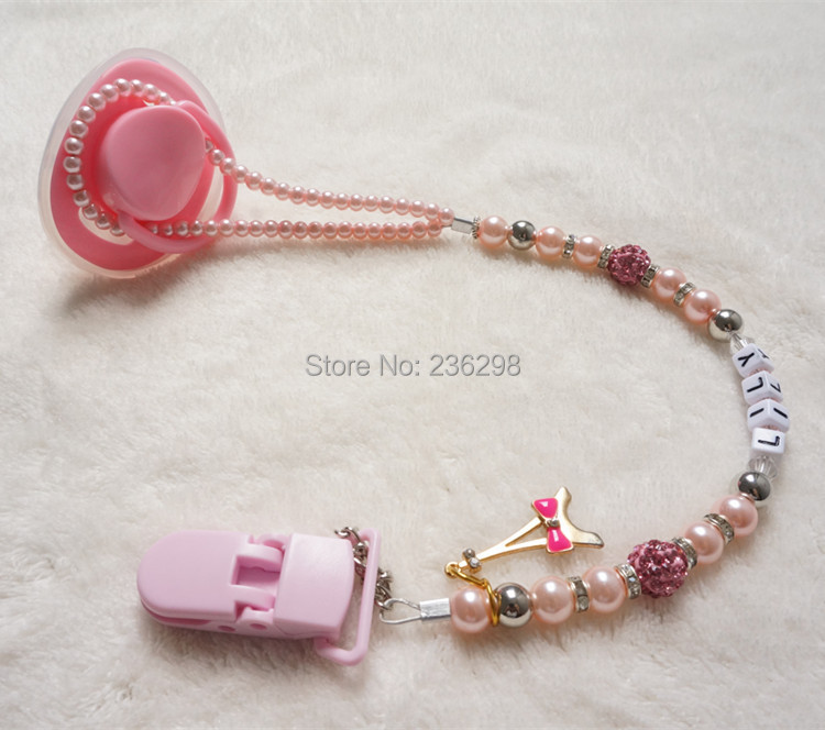 MIYOCAR Personalized -Any name Customized Bling rhinestone klip - Memakan kanak-kanak - Foto 6