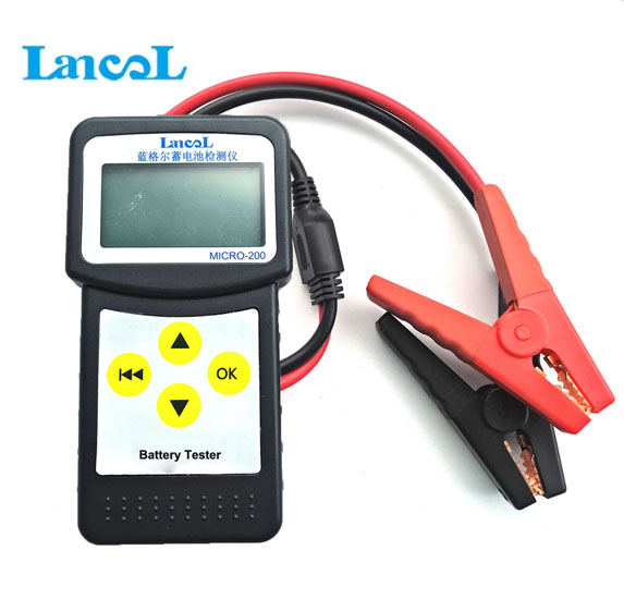 Prix pour Nouvelle arrivée!!! 12 V Aumotive Véhicule Batterie De Voiture Batterie De Voiture Analyseur MICRO-200