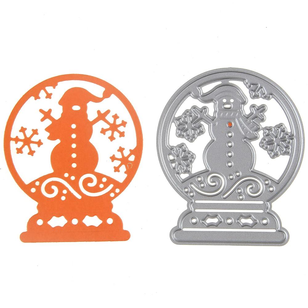 Aliexpress.com : Weihnachten Weihnachtsmann Metall Schablone Präge  Stanzformen 3D DIY Scrapbooking Handwerk Photo Einladungskarten Dekoration  53*64mm Von ...