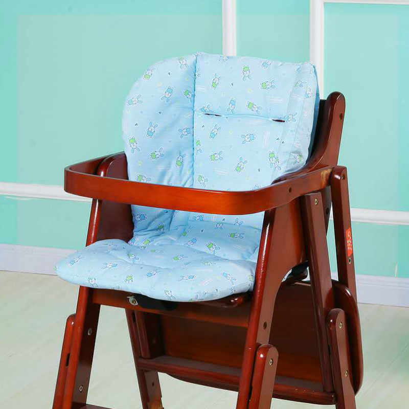Для детских ходунков Подушка сиденья коляски стульчик для кормления детское сидение с креплением коврик коляска Поддержка подушки детский, обеденный сиденья, стульчики матовое покрытие