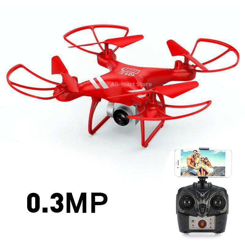 Red 0.3MP camera
