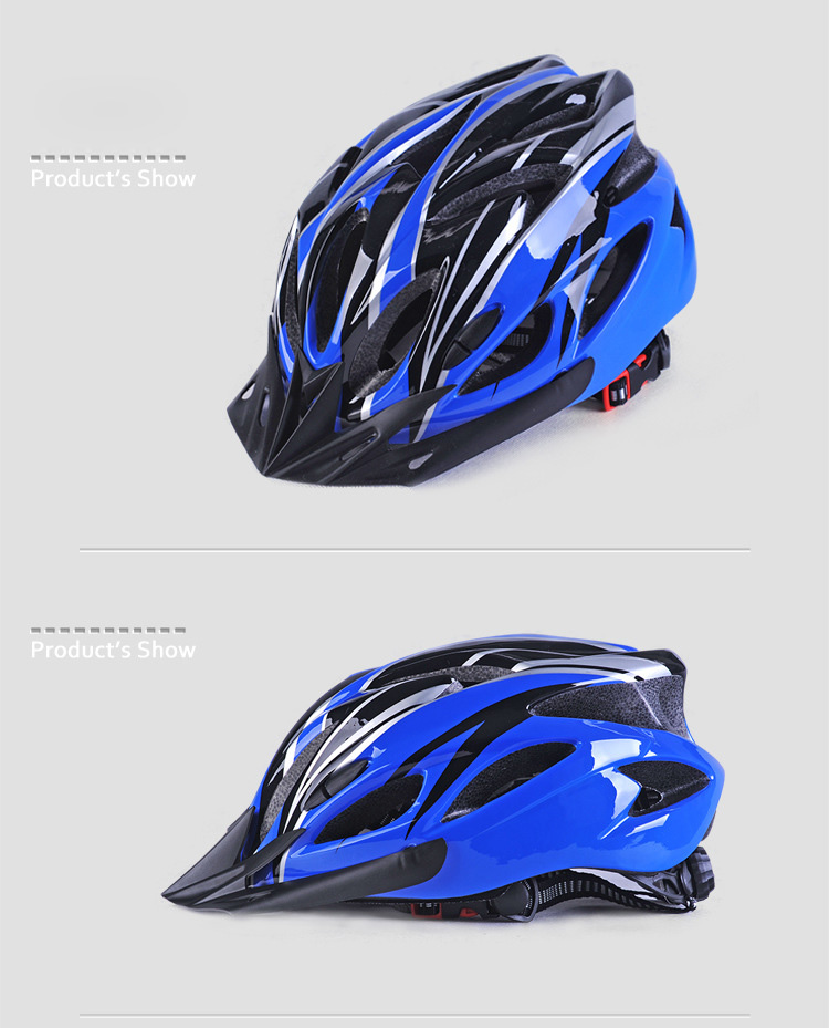 220g Ultralight Bicycle Helmet CE Certification Cycling Helmet In-mold Bike Safety Helmet Casco Ciclismo 56-62 CM-23