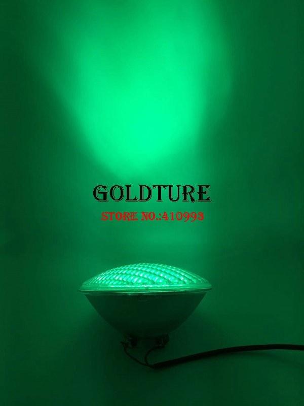 ФОТО 18W 252 LEDs Warm White 12v par56 led swimming pool lights ip68 waterproof RGB swimming pool LIGHT 22W 24W 36W 39W free shipping