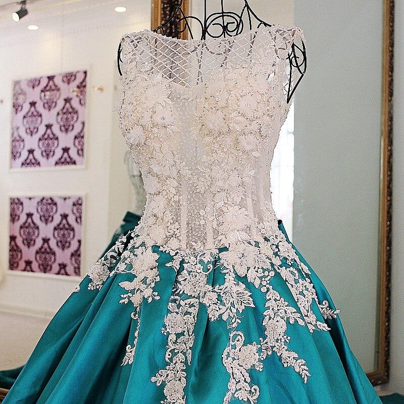 Изумрудно-зеленые свадебные платья Пышное вечерние элегантное платье принцессы abendkleider lang robes de soiree longue bryllupskjole
