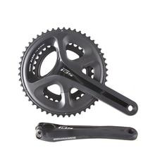 SHIMANO FC 5800 105 11 S 22 S 53-39 T 50-34 T 170mm 172.5mm Rueda de cadena Y Bielas Componentes De Bicicleta Cadena de Bicicleta de Carretera Partes De La Rueda