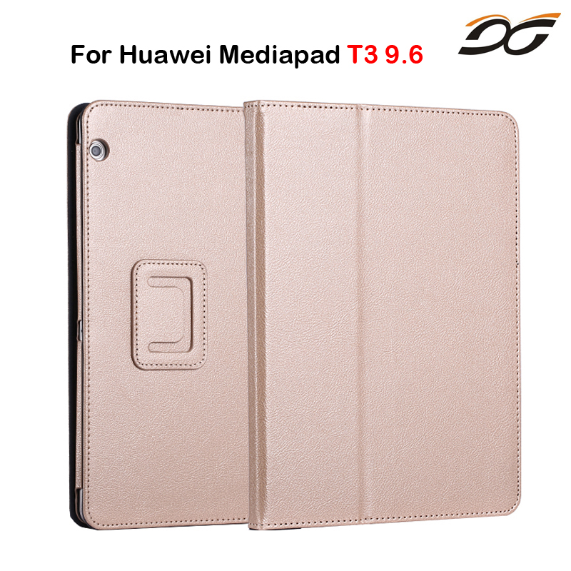 Case for Huawei MediaPad T3 9.6 AGS-W09/AGS-L09 Stand Leather Cover Case for Honor Play Pad 2 9.6 inch Tablet with Stylus
