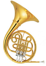 Bb Single French Horn Three valves trompa instrumento Brass wind musical instruments professional