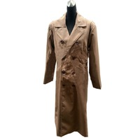 2018 Doctor Who Dr Brown Adult Men Long Trench Coat Suit Halloween Party Cosplay Costume Generation