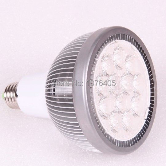 Bridgelux HIGH POWER LED PAR38-12W Warm White AC90-260V E27 spot light