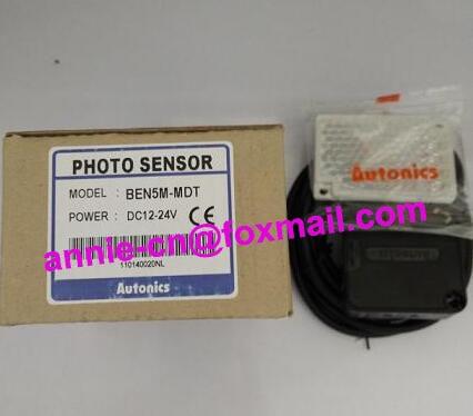 BEN5M-MDT  AUTONICS New and original   PHOTO SENSOR   12-24VDC  цены