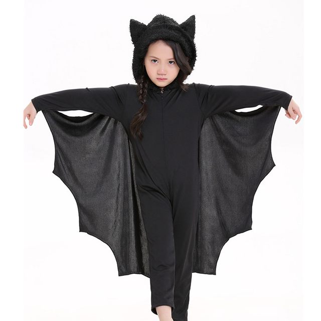 VASHEJIANG Children Masquerade Costume Bat Girl Cosplay child Batman Cosplay Childrenu0027s Day Costumes for Kids Halloween  sc 1 st  AliExpress.com & VASHEJIANG Children Masquerade Costume Bat Girl Cosplay child Batman ...