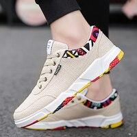NORTHMARCH Sneakers Men Summer Linen Shoes Fashion Brand Canvas Shoes Men Breathable Casual Shoes Men Sepatu Pria Human Race