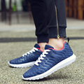 2017 New Spring/Summer/Autumn Three Colors Casual Shoes Flat With Breathable Men Shoes Light Comfortable Shoes
