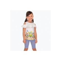 Del bambino Set di MAYORAL 10683850 set di vestiti per bambini T-Shirt gambe camicia bicchierini delle ragazze e ragazzi