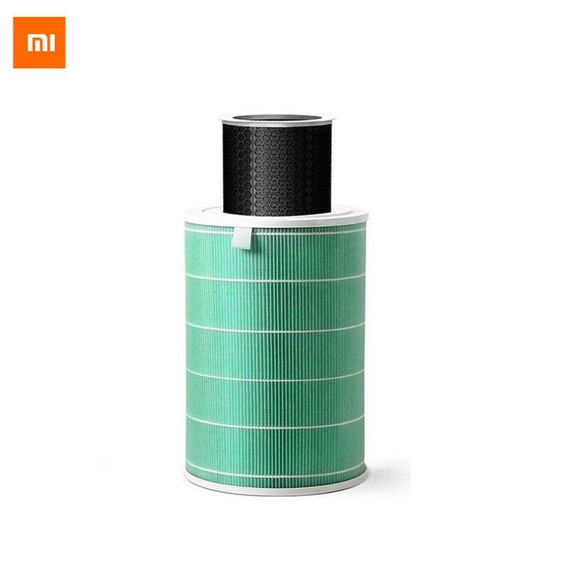 ФОТО Original Xiaomi Air Purifier 2 Filter Air Cleaner Filter Intelligent Mi Air Purifier Core Removing HCHO Formaldehyde Version