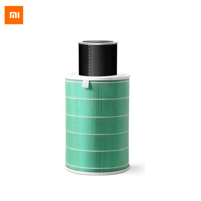 Original Xiaomi Air Purifier 2 Filter Air Cleaner Filter Intelligent Mi Air Purifier Core Removing HCHO Formaldehyde Version