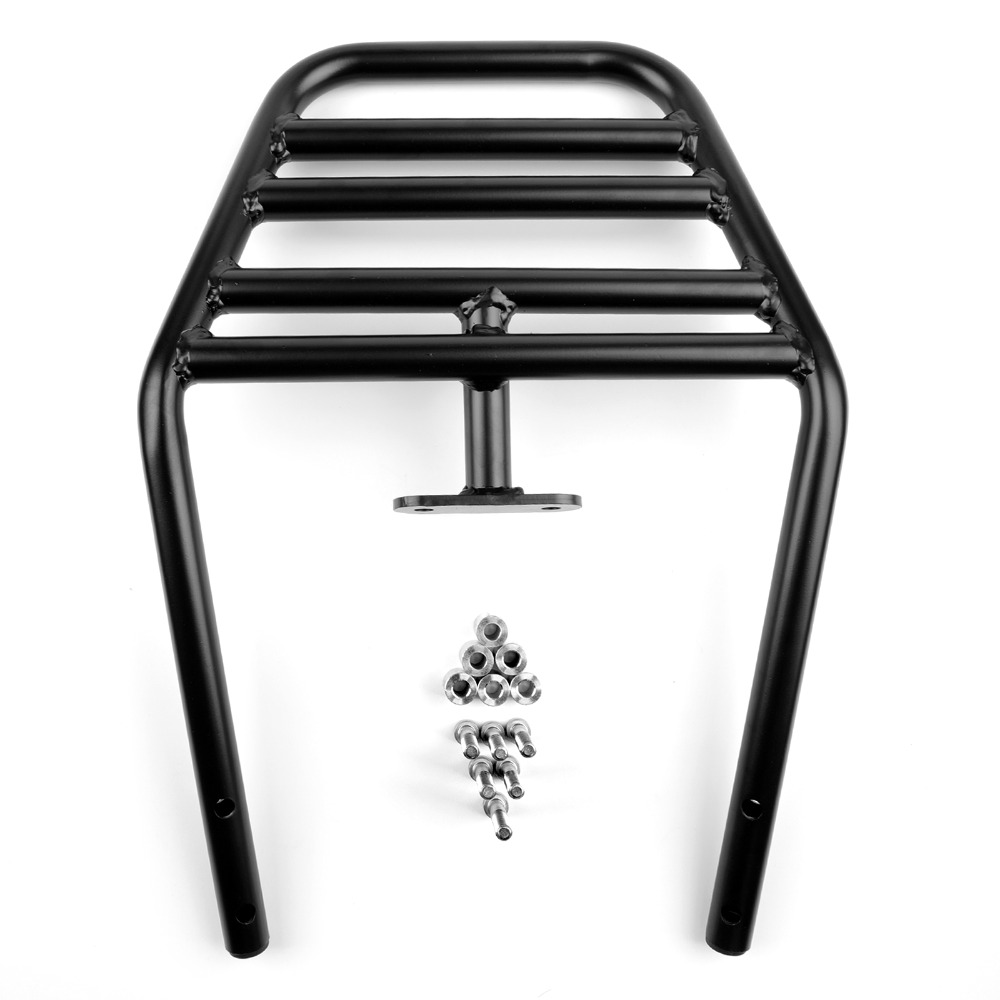 Areyourshop Motorbike Accessories Black Rear Luggage Rack Tail Shelf Frame Fit For BMW G310R 2017-2018 New Arrival Styling
