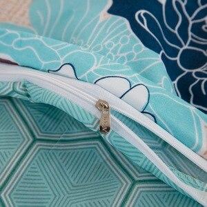 Image 5 - LOVINSUNSHINE Bedding And Bed Sets Duvet Cover Single Flower Comforter Bed Sets AE01#