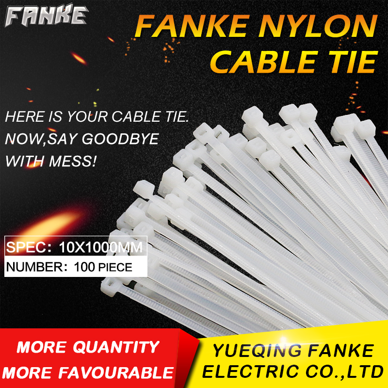 Free shipping 2.7*200mm Colorful nylon cable ties cable wire tie ...