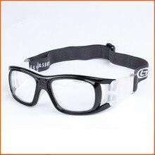 Chashma Sports Gafas Women and Men Basketball Prescription Glasses Frame Oversized Black Square Driver Sport Glasses