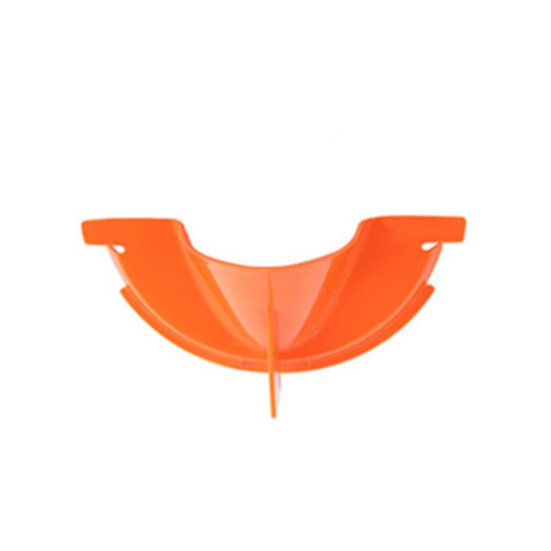 1PC Oil Fill Funnel Orange Plastic For Herlay Touring Trike 99-15 Dyna 06-2017 Softail 07-Up