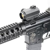 Tactical Red Dot Sight Airsoft Black Air Guns Riflescope Sniper Mira Para Rifle Holographic Sight 3MOA Reddot Hunting Optics