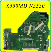 For ASUS X550MD Motherboard X550MD REV2.0 Mainboard W/n3530 Processor Non-intergarted 100% tested