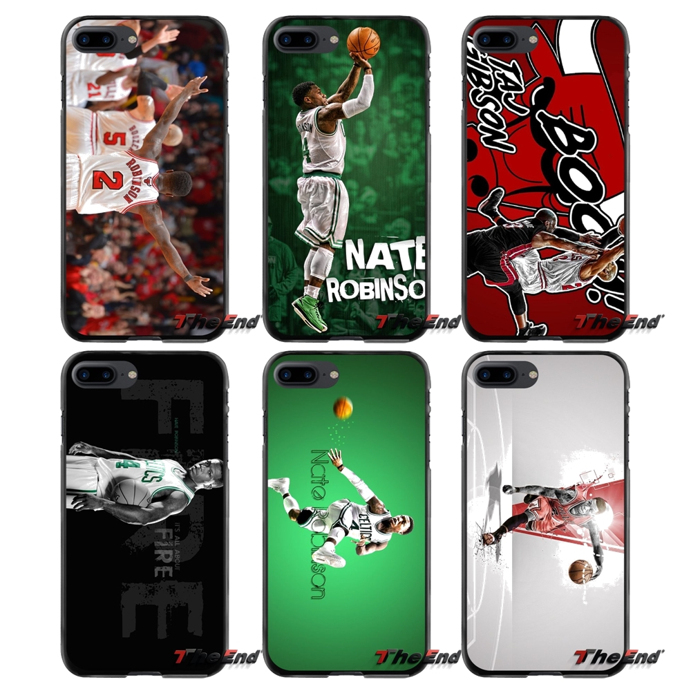 For Apple iPhone 4 4S 5 5S 5C SE 6 6S 7 8 Plus X iPod Touch 4 5 6 Accessories Phone Shell Covers Nate Robinson