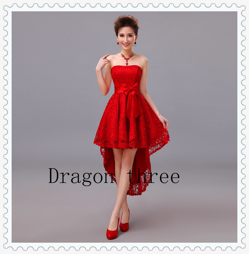 Ver vestidos rojos cortos