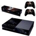 НФЛ Денвер Бронкос Наклейка Стикера Кожи для Microsoft Xbox One Kinect и Консоли и 2 Контроллера Винил Игры Наклейки