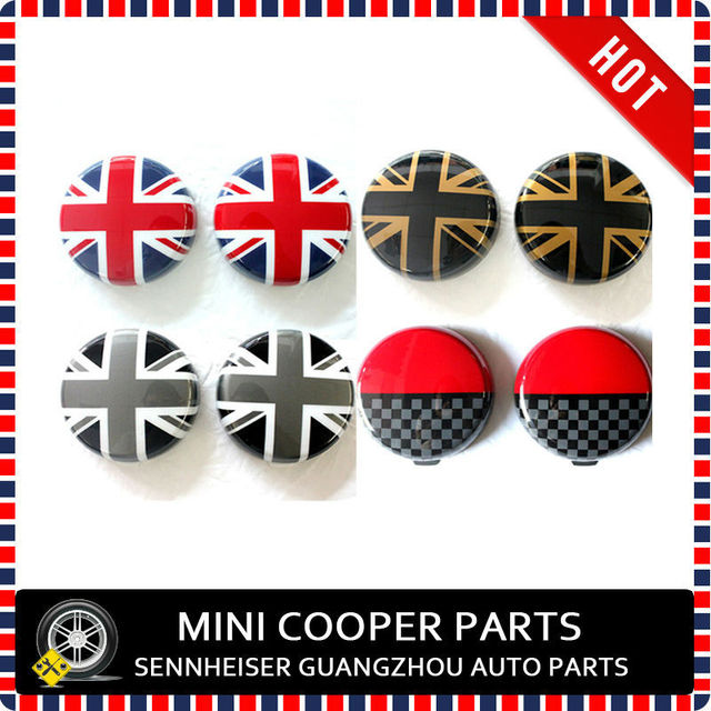 Brand New Spot Lamp Fog Light Cover Cap In Jcw Style 2xcap For Mini Cooper R55 R56 R57 R58 R59 R60 R61 F55 F56 F57 F54 F60