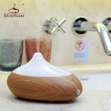 GX.Diffuser B06 Ultrasonic Humidifier USB 200ml Mist Maker Car Office Home Appliances Essential Oil Aroma Diffuser Air Purifier