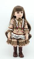 NPK SD/BJD silicone Baby Reborn Dolls 45cm born Girl Babies Toy 18inch Child Super Cute Princess Doll Birthday Gift Juguetes