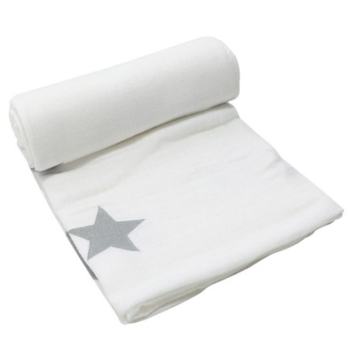 Newborn Cotton Muslin Swaddle Blankets Baby Swaddle Towel For Newborns Swaddle Blanket