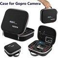 Medium size Travel Storage collection bag Case for GoPro Hero 4/3+/3/2/1 sj4000 SJ5000 Action Camera Accessories Hgih Quanlity