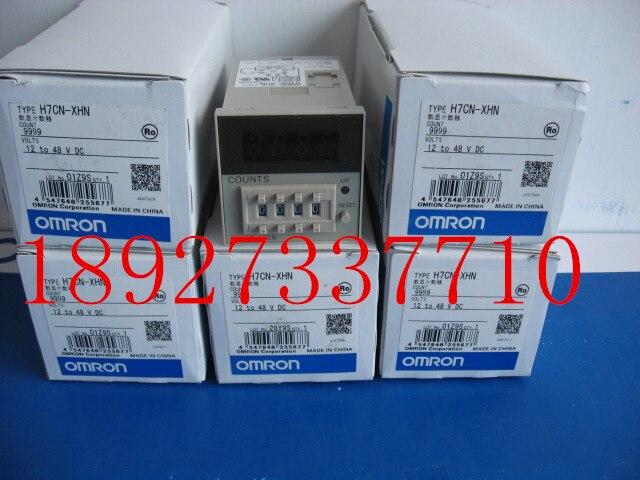 [ZOB] Supply of new original Omron omron digital counter H7CN-XHN DC12-48 relay [zob] 100% new original omron omron proximity switch e2e x10d1 n 2m