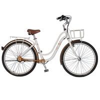24 26 Inch Retro Style Ladies Bike City Bicycle Internal 3 Gear Shaft Bike
