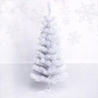 90 cm arbre De Noël blanc mini artificielle De Noël arbre De Noël décorations pour la maison ornements De Noël arbre artificiel
