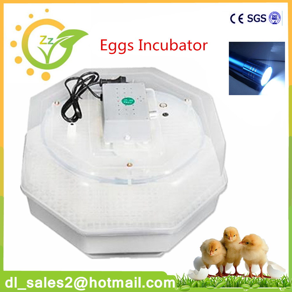 Hot Sale 60 Poultry Eggs Digital Fully Incubator New Model Cheap Price Chicken Duck Incubator hot sale cayler