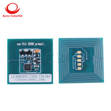 Compatible Chip for Lexmark X862 cartridge Laser printer toner reset chip