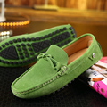 2016 summer style man doug shoes men's loafers man's flats Male driving shoes casual genuine Leather man mocasin zapatos hombre
