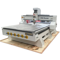 Heavy duty frame cnc router/wood cnc router for furniture/wood cnc router 1325 for sale
