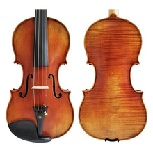 Free Shipping Copy Stradivarius 1716 100% Handmade Oil Varnish Violin + Carbon Fiber Bow  Foam Case FPVN04 #6 брюки stradivarius stradivarius ix001xw00hep
